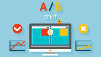 A/B Split-Testing