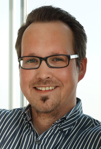 Christopher Thalmann, Senior Manager Personnel Development & Recruitment bei hmmh