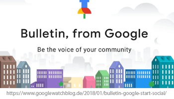 Google Bulletin Community