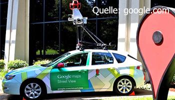 Google Street-View Auto