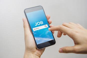Mobile Stellensuche wird immer wichtiger