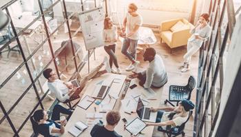 Schöne neue Arbeitswelt: Vier Trends im Fokus